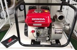 Moto Bomba Honda WL20