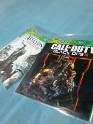 Vendo 2 jogos de XBOX 360