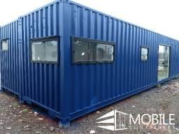 Casa container, pousada, kit net, plantao de vendas escritorio em Chapecó