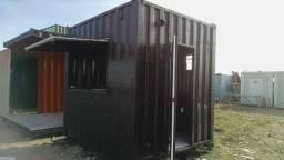 Container Lanchonete