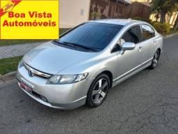 Honda Civic Lxs Flex 2008 . Super Oferta Boa Vista Automóveis