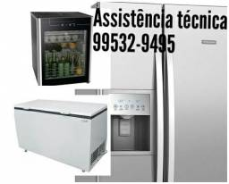Conserto e reparo de geladeira a Domicílio