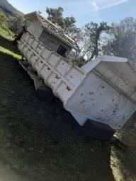 Caçamba basculante para truck