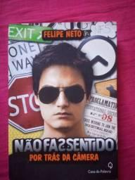 Livro Não Faz Sentido Felipe Neto