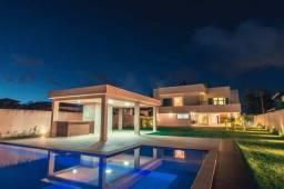 Mansão com 4 Suítes - Piatã - Condomínio Costa Verde - Localização Privilegiada