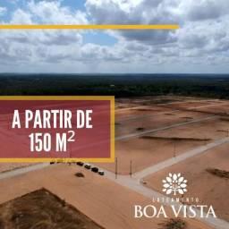 Terreno com parcelas a partir de R$ 197, financiamento próprio, pronto p/construir