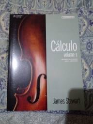 Cálculo volume 1 - James Stewart, Frete Grátis
