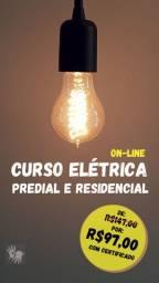 Curso: Elétrica Predial e Residencial ?