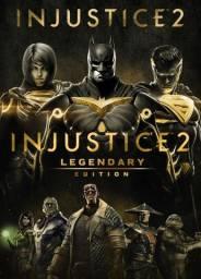 Injustice 2 Legendary Edition Steam Pc Key Envio Imediat