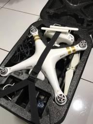 Drone Phantom 3 professional, com mochila