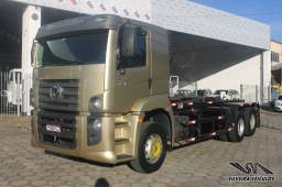 VW 24.330 Constellation - Ano: 2015 - Mecânica Operacional