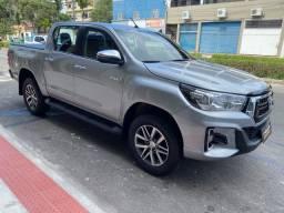 Hilux SRV 2019 diesel automática raridade