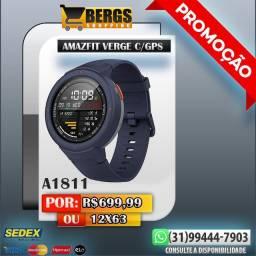 Amazfit Verge A1811/ Com GPS/ Promoção /