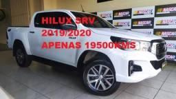 Toyota Hilux 2.8 TDI CD SRV 4x4 (Aut) 2020