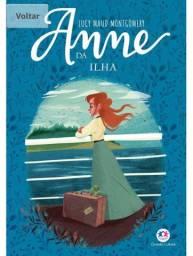 Livro Anne da Ilha