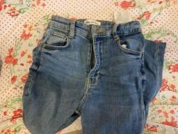Título do anúncio: calça jeans zara