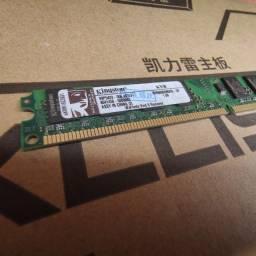 Memória Kingston DDR2 2GB 800MHz