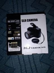 Título do anúncio: Câmera HD videocam SLR nova na caixa