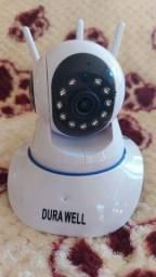 Câmera IP interna 3 antenas