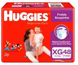 Título do anúncio: Fralda huggies XG 48u.
