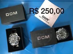 Relógio Dom