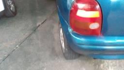 Vendo Corsa Wind 95 inteiro  com gás e funcionando na gasolina perfeito