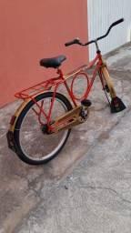 Bicicleta, Monark, antiga,