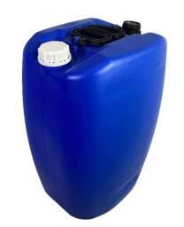 Bombona homologada de 50 litros de reuso com tampa nova e lacre