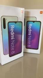 Cel Xiaomi Redmi Note 8 Space gray ou Neptune Blue