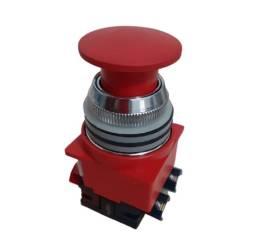 Botão 40mm Vermelho 1na+1nf 20/40 Eaton