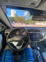 Toyota Corolla Preto Blindado XEI 2.0 2018