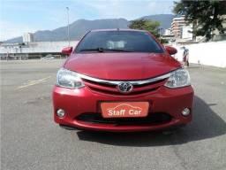 Título do anúncio: Toyota Etios 2014 1.5 xls 16v flex 4p manual