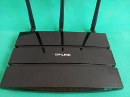 Roteador TP-LINK Gigabit Wireless N750 - TL-WDR4300 - usado