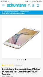 Vendo Samartphone Samsung J7 Primer