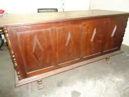 Título do anúncio: Mesa escrivaninha de madeira antiguidade