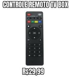 Controle remoto tv box