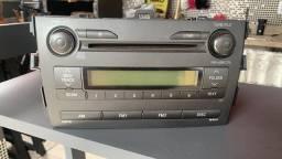 Radio original Toyota Corolla