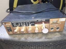 Vendo caixa passivo é um amplificado 400 os 2