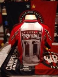 Camisa athletico 1997