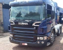 scania p340 cavalo truck