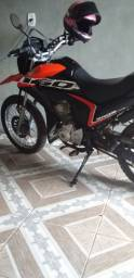 Moto semi nova 160 2020