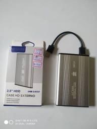 HD 320GB COM JOGOS PS2