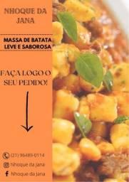 Título do anúncio: Revenda Nhoque de batata