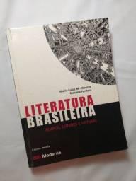 Livro de Literatura Brasileira tempos, autores e leituras