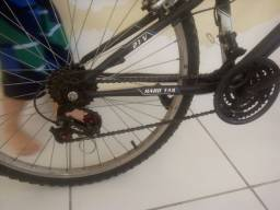 Vendo bicicleta de 21 machas Caloi aro 26