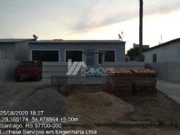 Título do anúncio: Casa à venda com 2 dormitórios em Vila rica, Santiago cod:647349
