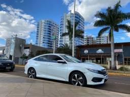 Título do anúncio: Honda Civic Exl 2017 n Corolla Jetta fusion hilux s10