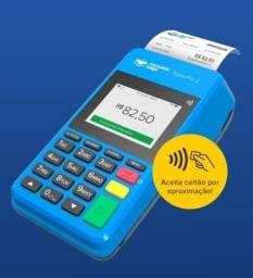 Título do anúncio: Point Pro 2 maquina de cartão do Mercado Pago com bobina e comprovante