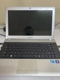 Título do anúncio: Notebook I3 Samsung RV411 -  4gb Meméria - SSD 128 gb