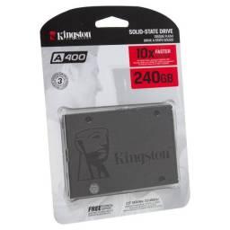 SSD Kingston 240 GB A400 - Pronta Entrega
